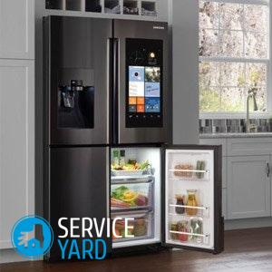 Как настроить холодильник самсунг на стандартную температуру