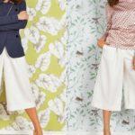 Как сшить юбку-брюки своими руками?