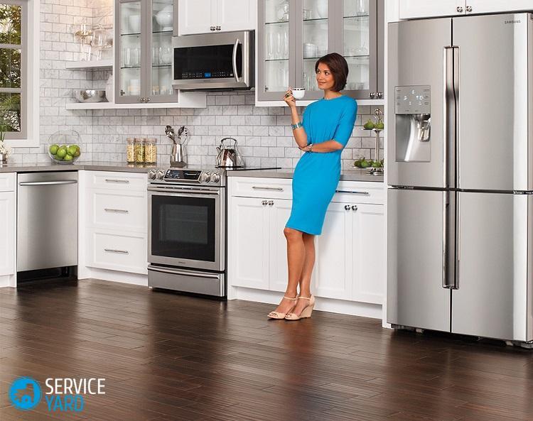 как установить температуру в холодильнике самсунг ноу фрост