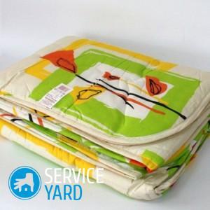 Можно ли стирать ватное одеяло в стиральной машине-автомат?