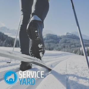 Подбор лыж по росту и весу — таблица