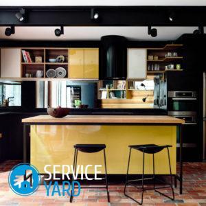 В какой цвет покрасить стены на кухне?