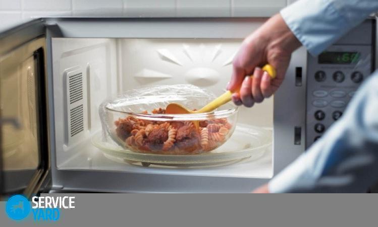 Как очистить микроволновку от запаха гари? Уборка в квартире