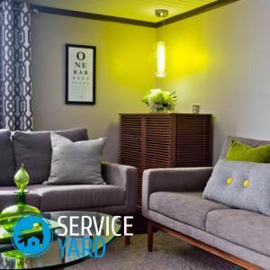 Как выбрать цвет мебели?