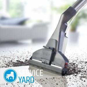 Как выбрать моющий пылесос для дома?