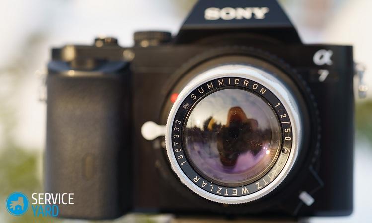 Системные фотоаппараты - обзор и сравнение, ServiceYard-уют вашего дома в Ваших руках