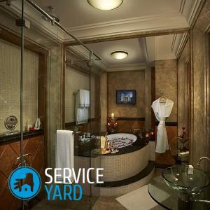 Потолок в ванной комнате — какой выбрать?