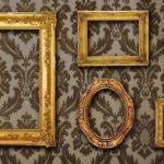 Рамка для картины своими руками из потолочного плинтуса
