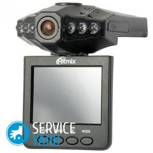 Подбор видеорегистратора по параметрам