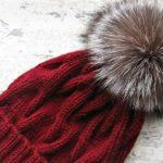 Как сделать меховой помпон на шапку?