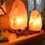Солевая лампа — показания к применению