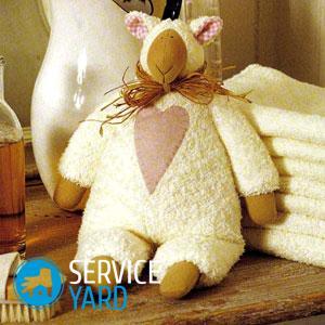 Как сшить текстильную куклу?