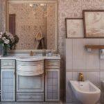 Дизайн ванной в панельном доме