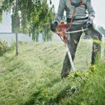 Как выбрать триммер для травы?