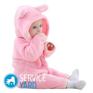 Одежда для новорожденных своими руками — выкройки