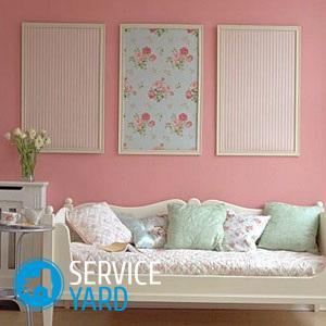 Обои или покраска стен — что лучше?