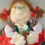 Как сшить куклу на чайник своими руками? Выкройки
