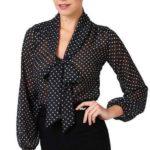 Как увеличить размер блузки своими руками?