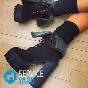 Догляд за шкіряним взуттям взимку - поради для усіх