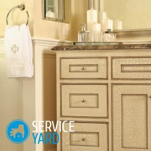 Покраска мебели и реставрация своими руками
