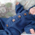 Как сшить комбинезон для новорожденного своими руками? Выкройки