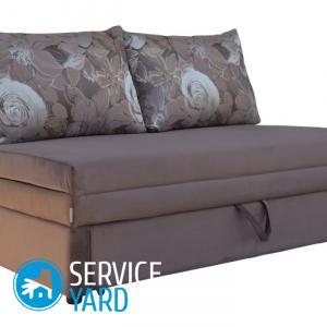 Скрипит диван — как исправить?