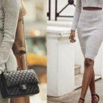 Как сшить юбку из трикотажа?