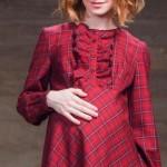 Платье для беременных своими руками шить легко и просто