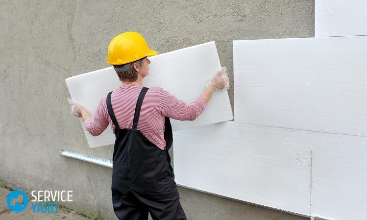 Краска-шуба для стен фасада