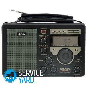 Рейтинг радиоприемников