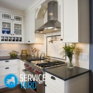 Как разместить в кухонном гарнитуре с выдвижными полками кастрюли?
