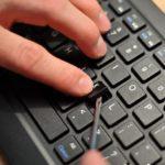 Проблемы с клавиатурой на компьютере