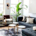 Расстановка мебели в гостиной