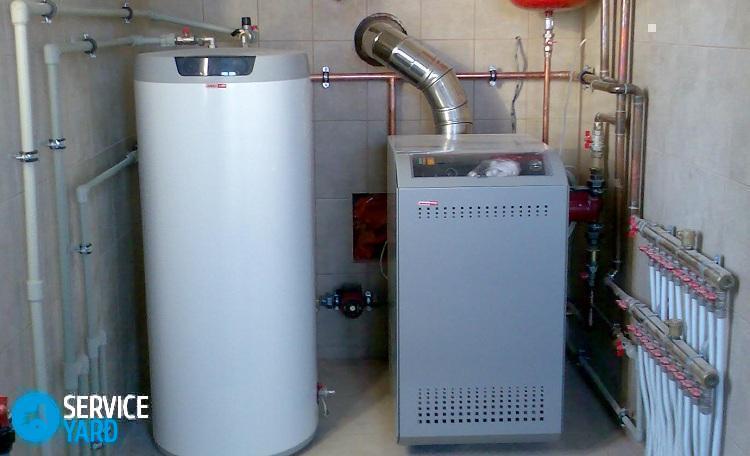 Монтаж газовых котлов отопления - Ремонт своими руками