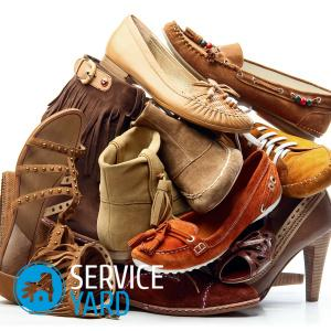 Ремонт обуви своими руками — подошва