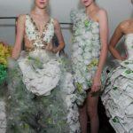 Платье из салфеток своими руками