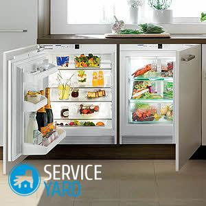 Рейтинг встраиваемых холодильников