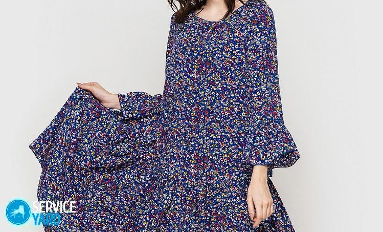 Как своими руками быстро сшить платье без 94