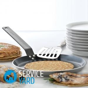 Уход за сковородой с керамическим покрытием