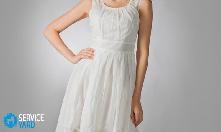 Платье из льна сшить своими руками фото 395