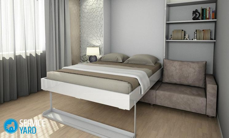 Мебель-трансформер своими руками - чертежи и схемы сборки, ServiceYard-уют вашего дома в Ваших руках