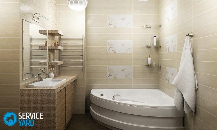 Облицовка плиткой ванной комнаты - Ремонт своими руками