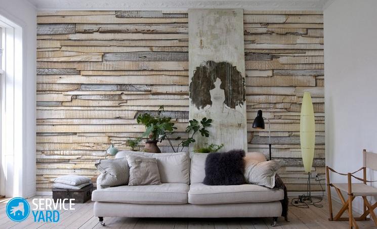 Отделка стен деревом - Ремонт своими руками