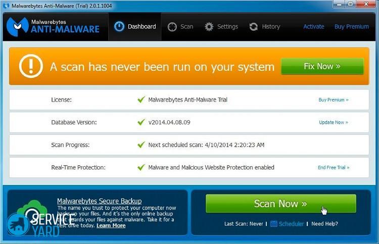 Утилиты для чистки компьютера от вирусов