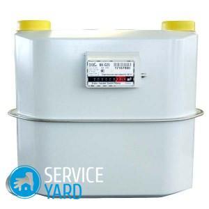 Установка газового счетчика в частном доме — требования
