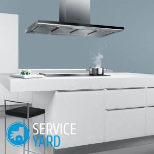 Кухонные вытяжки с подключением к вентиляции — самые лучшие модели