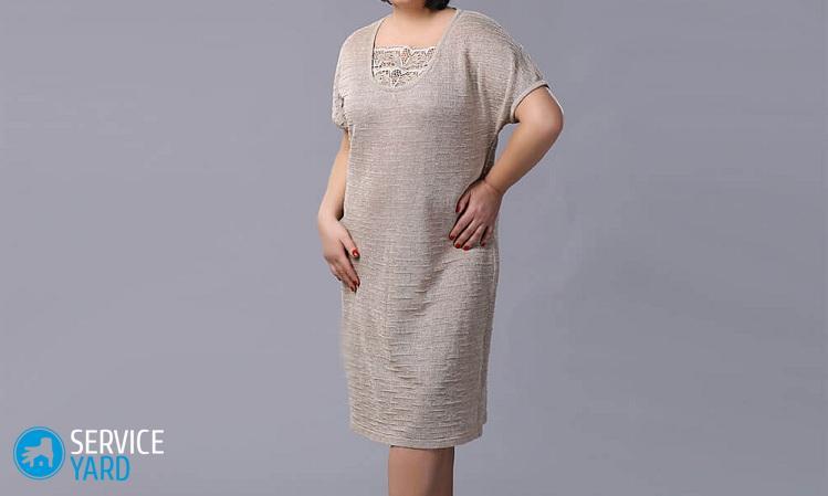 Платье из льна сшить своими руками фото 276