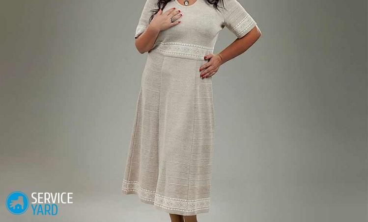 Платье из льна сшить своими руками фото 787