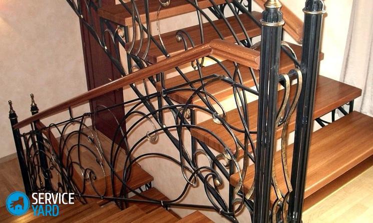 Металлическая лестница своими руками - Ремонт своими руками