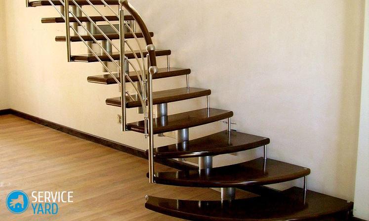 Модульная лестница своими руками из металла - чертежи